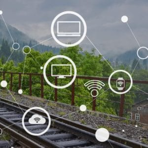 Monitor any rail asset from any device