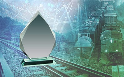 BSM Technologies & Lat-Lon, L.L.C. Present the Technology Innovation Award