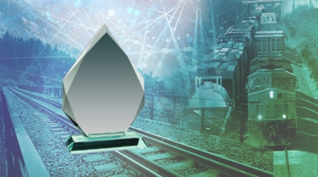 Award winning rail gps