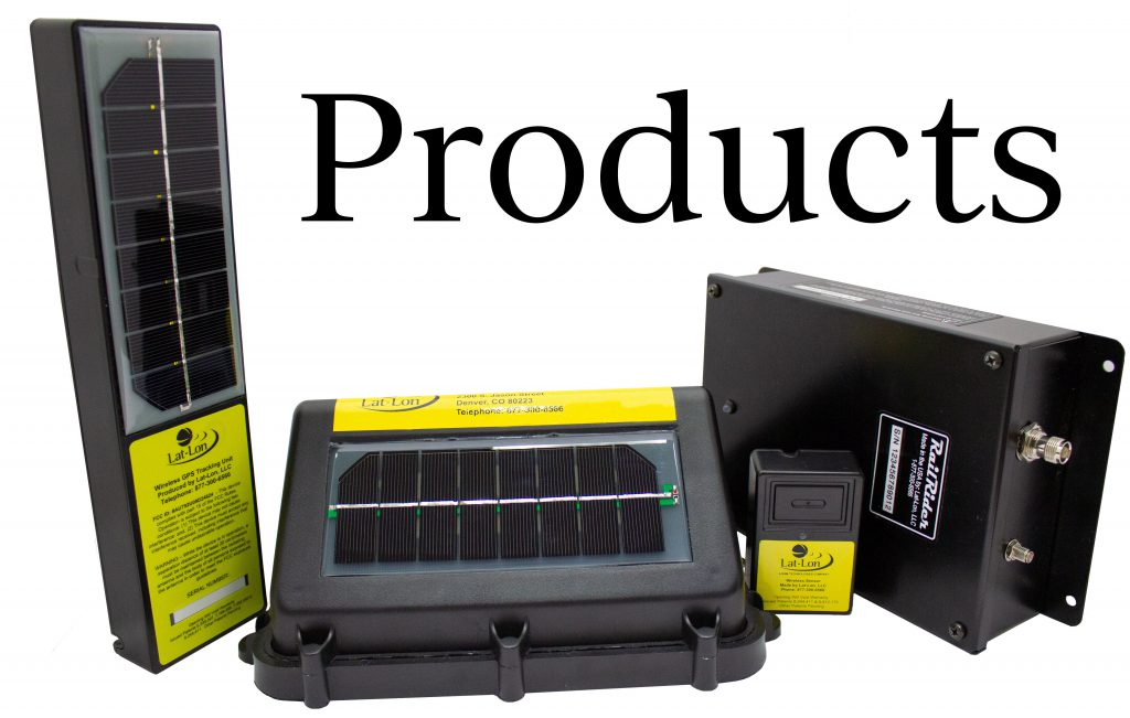 Solar Powered GPS Products